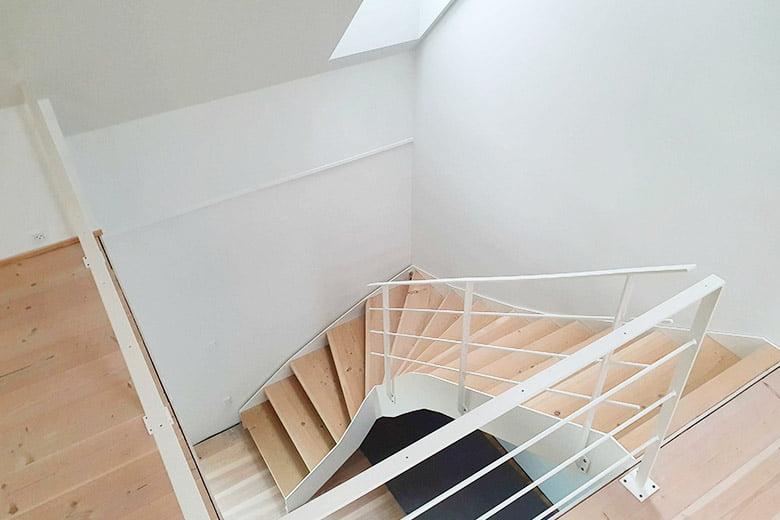Statiske beregninger af ståltrapper
